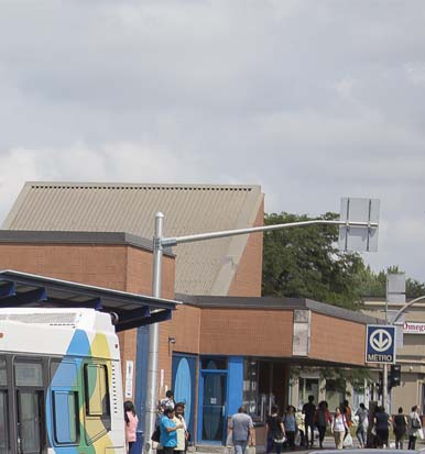 Closure of Côte-Vertu Station at the end of May