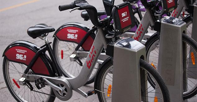 Vélo et déplacements actifs