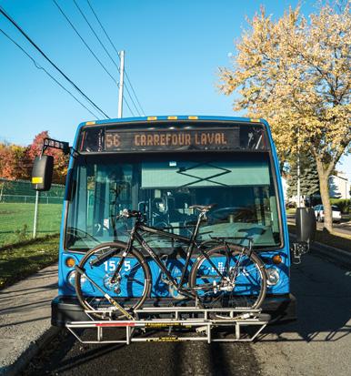 Faire du vélo un mode de transport: c'est oui!
